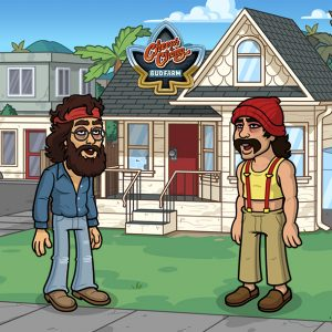 Cheech & Chong Bud Farm