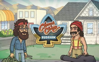Cheech & Chong Bud Farm rolled out on 4/20