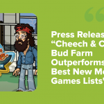 Cheech & Chong Bud Farm Makes Best New Mobile Game Lists