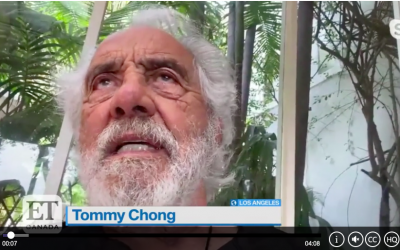 Tommy Chong Celebrates 4/20 With New Cheech & Chong Video Game