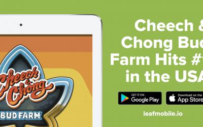 Cheech & Chong Bud Farm Hits #1 in the USA